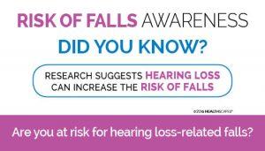 Risk of Falls Awareness